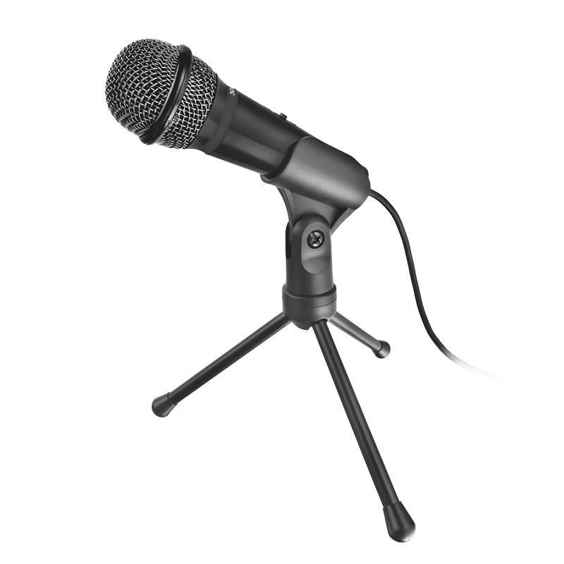 Trust - Microfono Tripode STARZZ