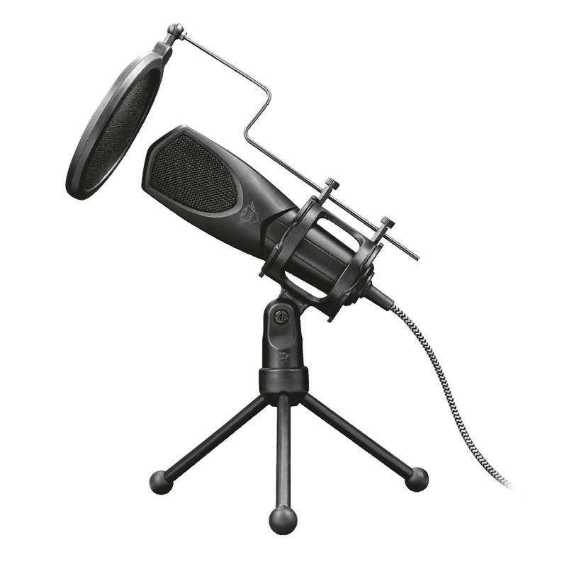 Trust Gaming - GXT 232 Mantis Streaming Microphone