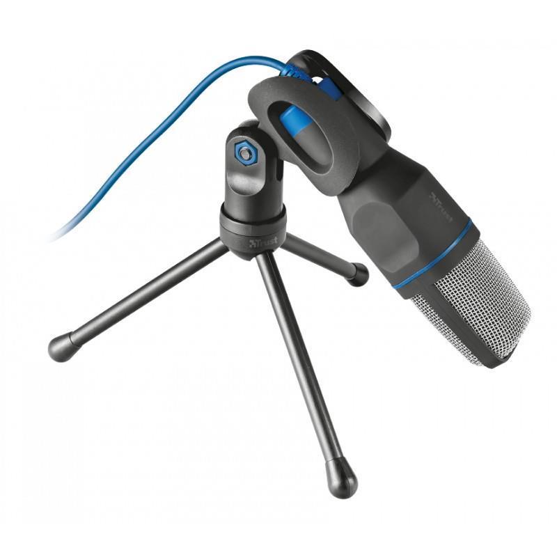 TRUST Microfono  MICO USB-3.5mm
